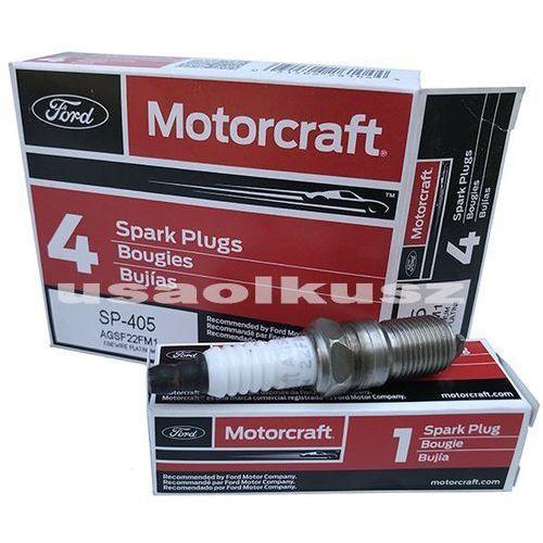Świeca zapłonowa platynowa MOTORCRAFT SP405 Mercury Grand Marquis 2007-
