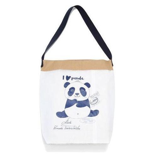 La millou Paper bag - #ilovepanda - torba na zakupy -