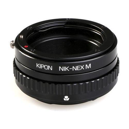 Kipon Adapter Sony E body NIK - Sony E M (helicoid)