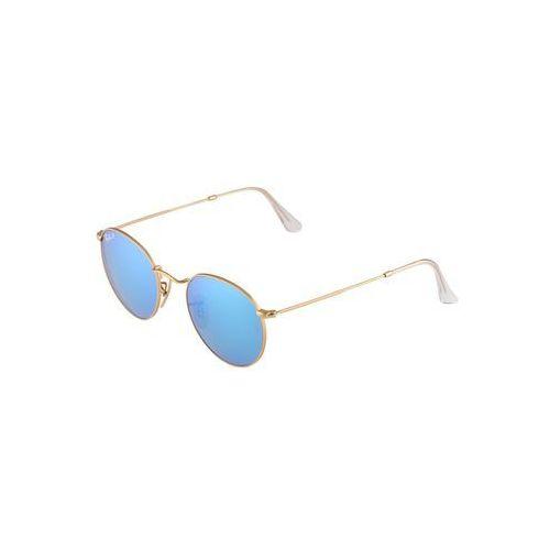 Ray-Ban RB 3447 112/4L Okulary przeciwsłoneczne + Darmowa Dostawa i Zwrot, kolor złoty
