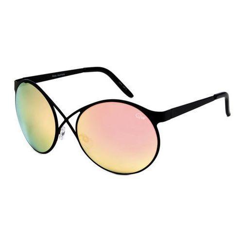 Quay australia Okulary słoneczne qw-000107 sorry not sorry blk/rose