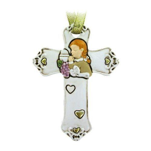 Krzyżyk na Pierwszą Komunię Świętą dla dziewczynki, 1679COFE
