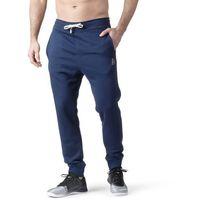 Spodnie dresowe Reebok French Terry Cuffed Pant BK5053, dresowe
