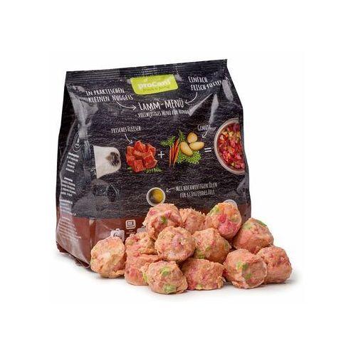 Procani menu nuggets - gotowy i świeży posiłek, jagnięcina - 5 x 480 g| -5% rabat dla nowych klientów| darmowa dostawa od 99 zł + promocje od zooplus! (4250194821127)
