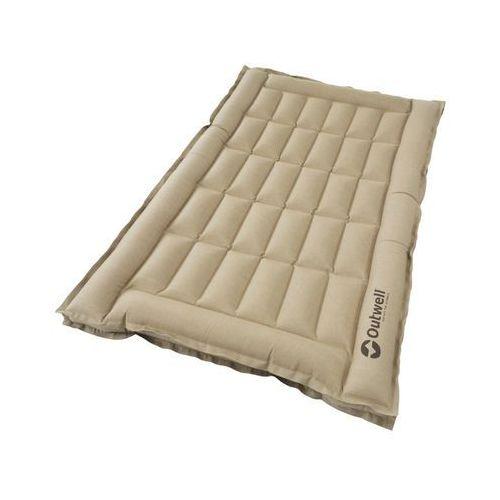 airbed box łóżko polowe double beżowy łóżka turystyczne marki Outwell