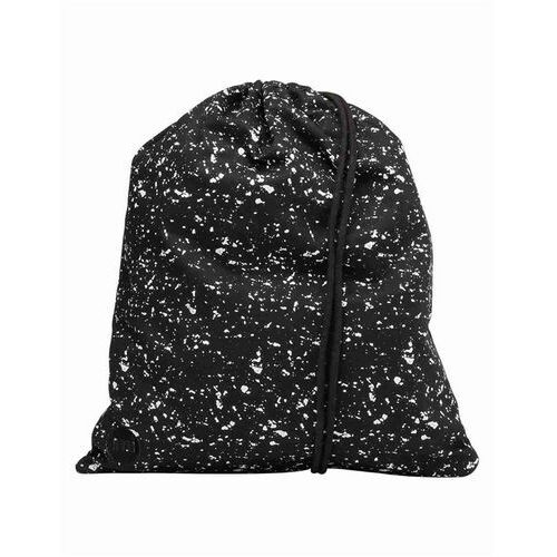 worek na plecy MI-PAC - Kit Bag Splattered Black/White (003) rozmiar: OS