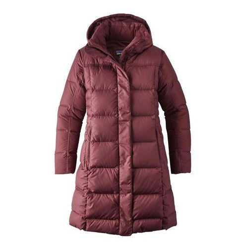 Kurtka down with it parka women - dark ruby marki Patagonia