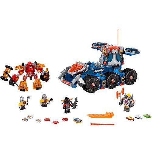 OKAZJA - LEGO NEXO KNIGHTS, Pojazd Axla, 70322