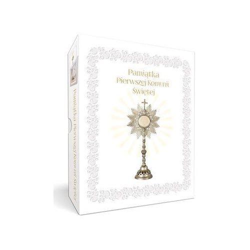 Pakiet Pamiątka Pierwszej Komunii Świętej