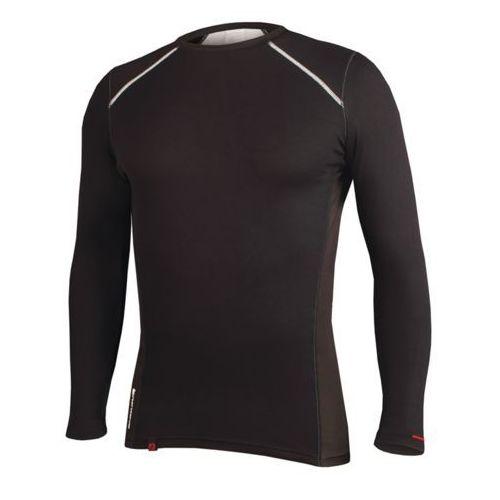 Koszulka z długim rękawem transmission ii czarny / rozmiar: s marki Endura