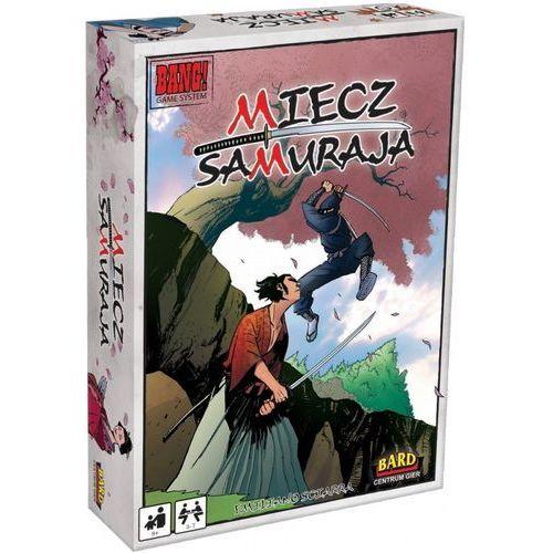 Bard Gra miecz samuraja - darmowa dostawa od 250 zł!! (5902596985523)