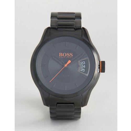 Boss orange  by hugo boss hong kong sport bracelet watch in black 1550005 - black