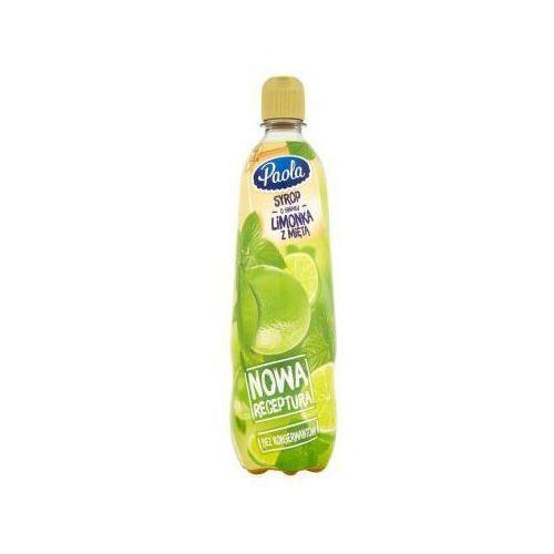 Hoop Syrop paola o smaku limonka z miętą 700 ml (5900805004867)