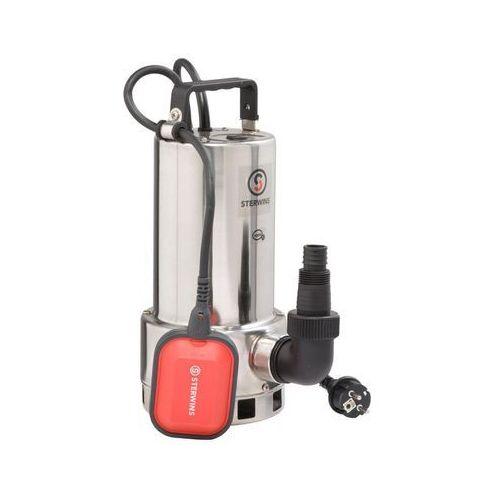 Pompa odwadniająca do wody brudnej 18000 l/h 1000 w marki Sterwins