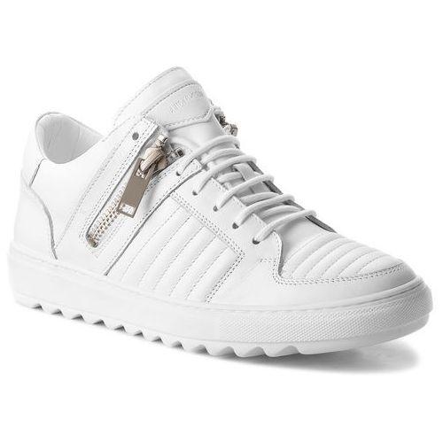 Antony morato Sneakersy - mmfw01041/le300001 white 1000