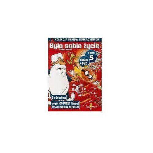 Było sobie życie książka+DVD Tom 5 (9788362176977)