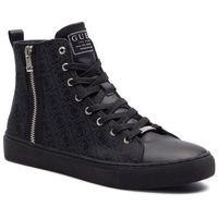 Sneakersy - fm7lsm fal12 blkbl marki Guess