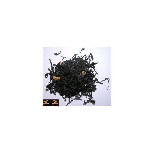 Herbata czarna śmietankowo-orzechowa 50g marki Na wagę