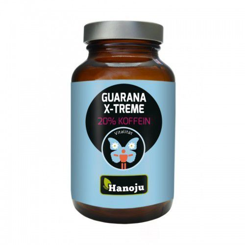 Guarana Xtreme z 10% kofeiny 500mg 90 tabletek (8718164780677)