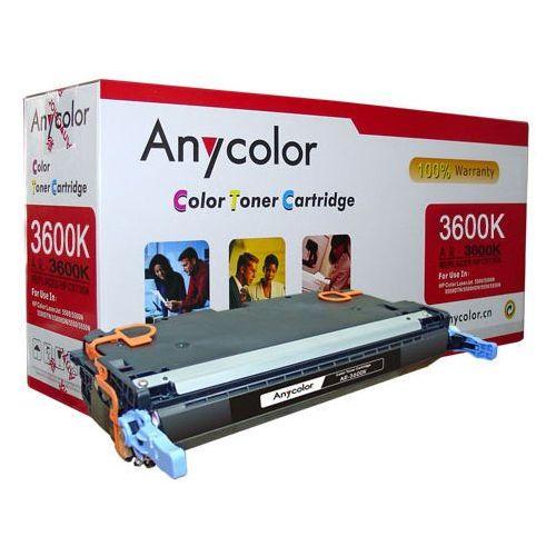 Anycolor Toner hp clj 3600, canon mf9220 czarny q6470a 6k