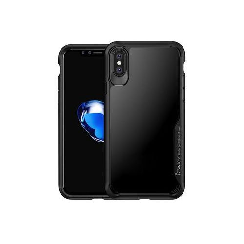 Etui case apple iphone x czarne marki Ipaky