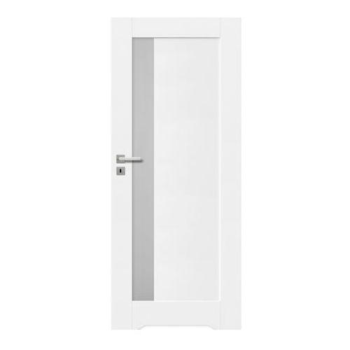 Drzwi z podcięciem Fado 60 prawe kredowo-białe (5903292058399)