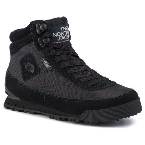 Trekkingi - back-to-berkeley boot ii t0a1mfkx7 tnf black/tfn black marki The north face