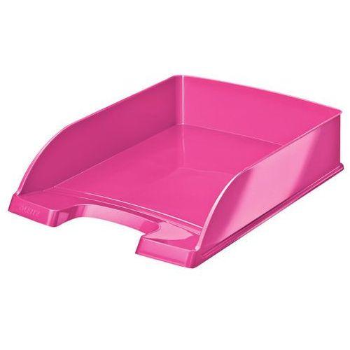 Leitz Półka na dokumenty wow różowa