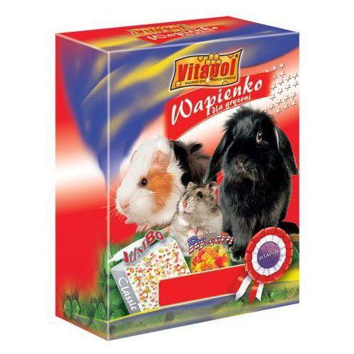 kostka wapienna dla gryzoni xl smak: popcorn marki Vitapol