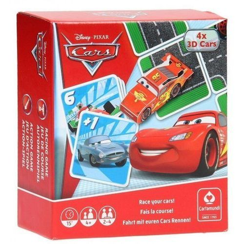 Cartamundi Cars auta game box (5411068016394)