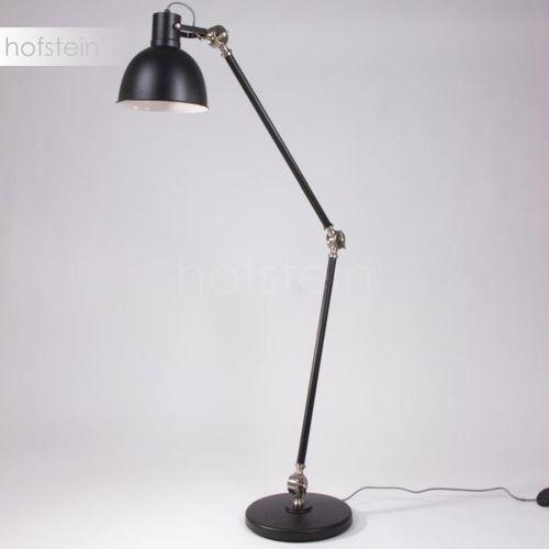 Steinhauer mexlite lampa stojąca czarny, 1-punktowy - nowoczesny - obszar wewnętrzny - mexlite - czas dostawy: od 10-14 dni roboczych (8712746101843)