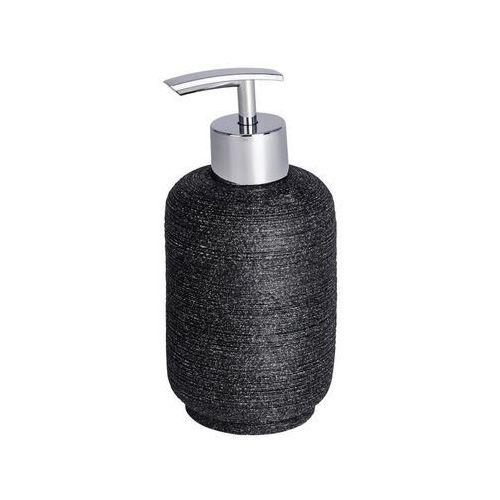 Wenko Dozownik do mydła w płynie, żelu goa neo - kolor antracytowy,