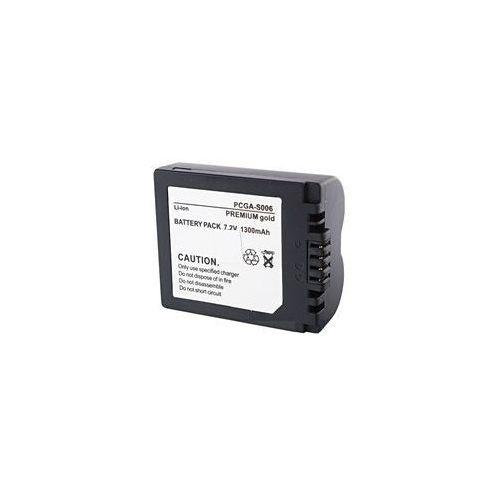 Premium gold Akumulator cga-s006 cga-s006e 1300mah (panasonic), kategoria: akumulatory dedykowane