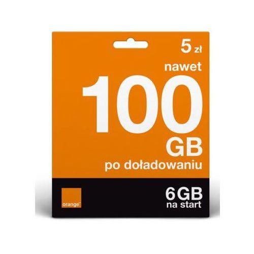 Orange Starter free na kartę 5 pln (5907441063890)