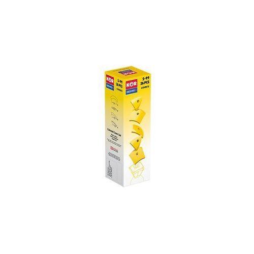 Kor , bright yellow cover - zabawka edu marki Geomag
