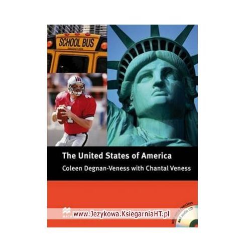 Macmillan Cultural Readers 4: The United States of America with CD (2013)