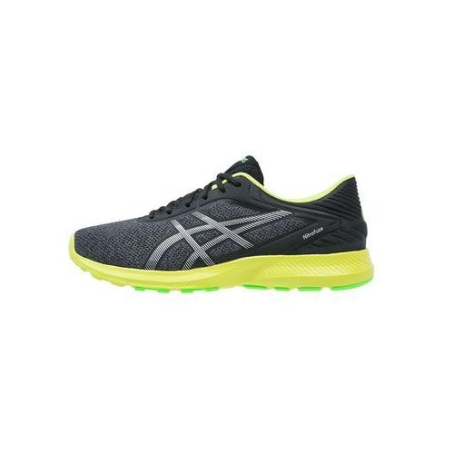 ASICS NITROFUZE Obuwie do biegania treningowe dark grey/silver/neon lime, marki asics do zakupu w Zalando.pl