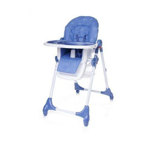 4Baby Decco krzesełko do karmienia nowość blue - sprawdź w wybranym sklepie