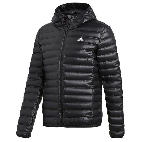 Kurtka adidas Varilite Hooded Down Jacket BQ7782, poliester