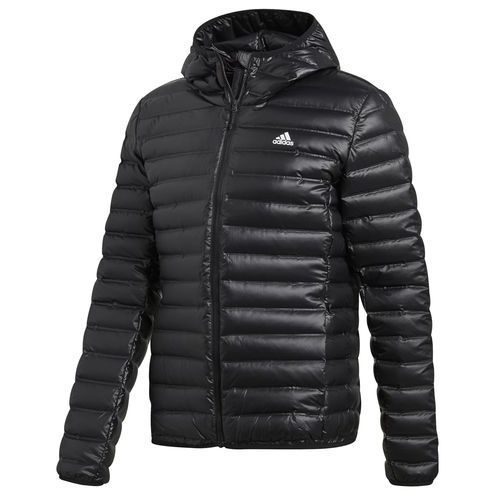 Kurtka adidas Varilite Hooded Down Jacket BQ7782
