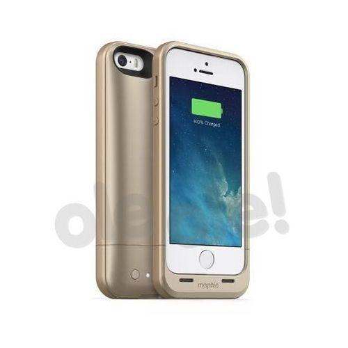 Mophie Juice Pack Air iPhone 5/5S/SE (złoty) - produkt w magazynie - szybka wysyłka! (0810472021089)