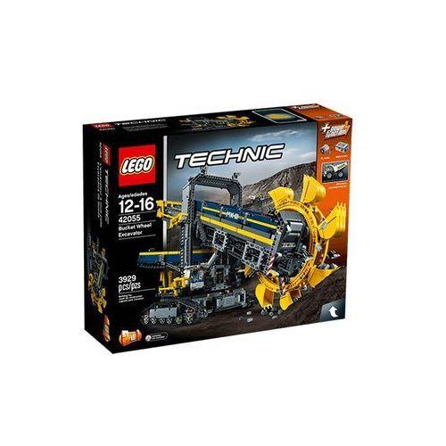 LEGO Technic, Górnicza koparka kołowa, 42055. Najniższe ceny, najlepsze promocje w sklepach, opinie.
