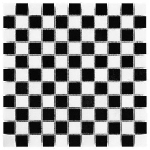 black & white mozaika kamienna pure b&w mix 25 marki Dunin