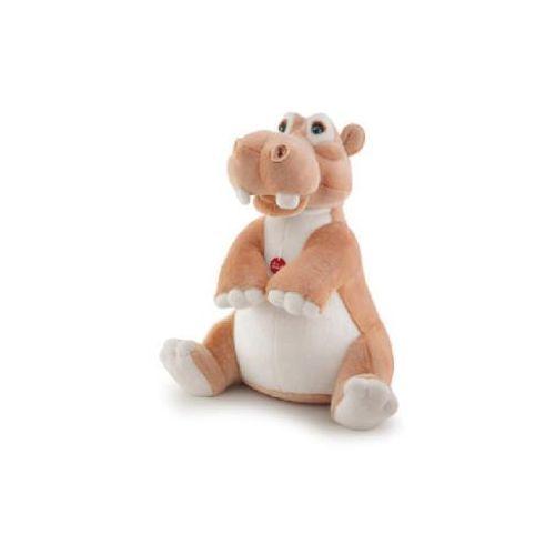 classic egzotyczne zwierzęta - hipopotam pamela 75cm marki Trudi
