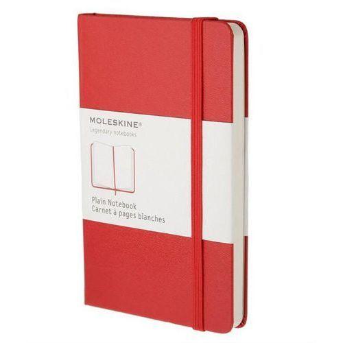 Moleskine Notes l  classic czerwony gładki (9788862930062)