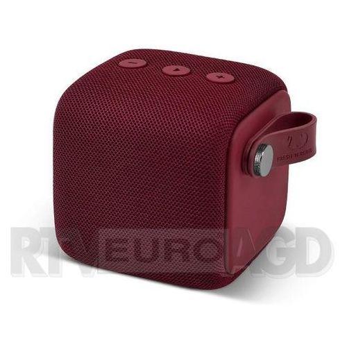 Głośnik Bluetooth FRESH N REBEL Rockbox Bold S Ruby Red (8718734656500)