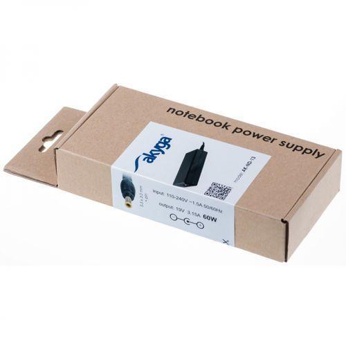 Zasilacz do laptopa samsung akyga ak-nd-13 19v/3.16a 60w 5.5x3.0 mm + pin zasilacz do laptopa samsung akyga ak-nd-13 19v/3.16a 60w 5.5x3.0 mm + pin marki Telforceone
