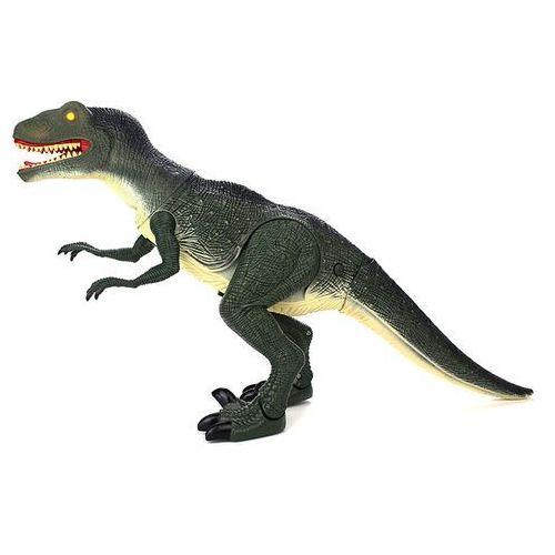 Kindersafe Duży interaktywny dinozaur velociraptor - chodzi, ryczy i świeci rs6134