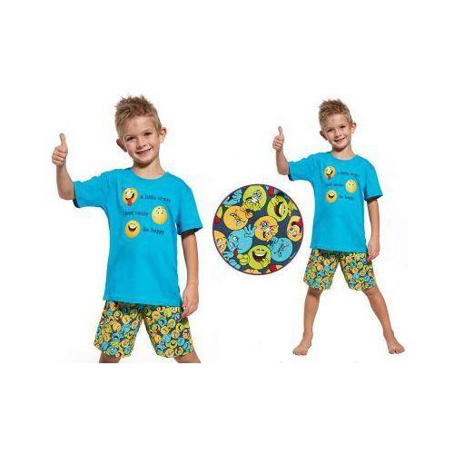 Piżama dziecięca seba: niebieski marki Cornette