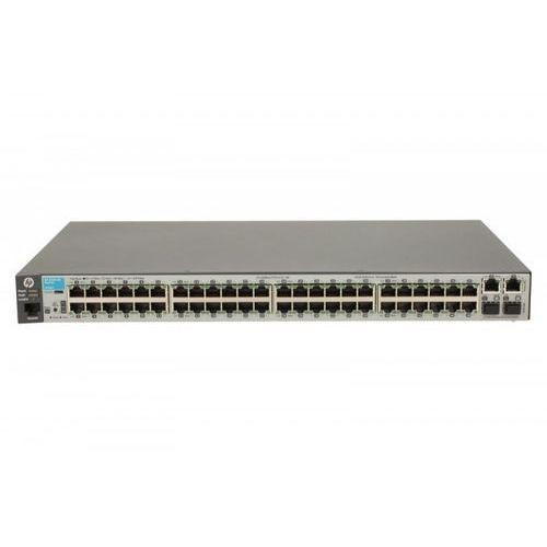 Przełącznik aruba 2530 48 switch j9781a, marki Hewlett packard enterprise